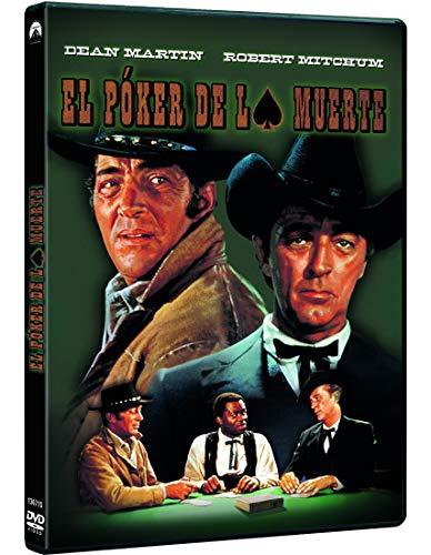El Póker de la Muerte (1968) (Póster Clásico) (DVD)