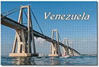 BEI YU MAN.co ベネズエラ一般橋ラファエルウルダネタジグソーパズル大人のための子供1000ピース木製パズルゲームギフト用家の装飾特別な旅行のお土産