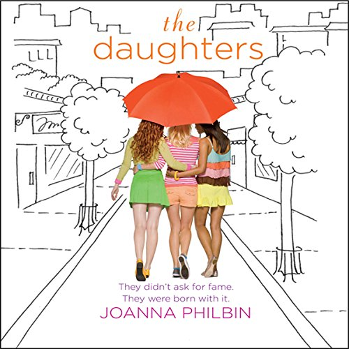 The Daughters audiobook cover art