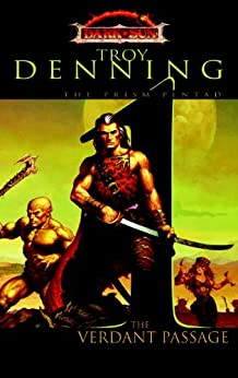 The Verdant Passage (Prism Pentad Book 1) by [Troy Denning]