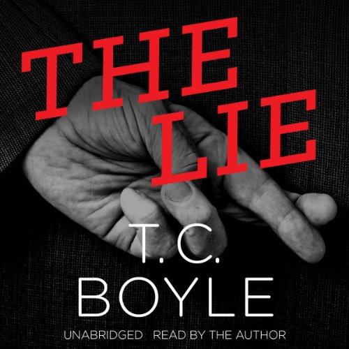 The Lie audiobook cover art