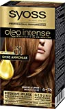 SYOSS Oleo Intense Permanente Öl-Coloration 6-76 Warmes Kupfer, mit pflegendem Öl & ohne Ammoniak,...