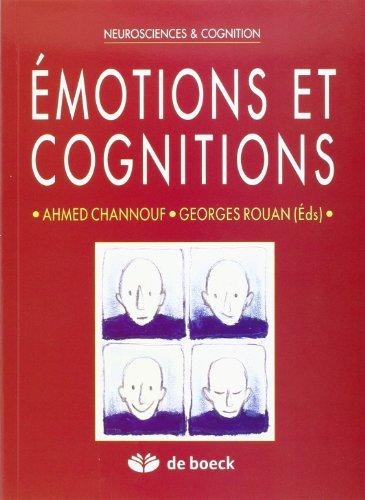 Emotions et cognitions