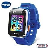 VTech Kidizoom Smartwatch Connect DX2 – Bleue – Montre Connectée Pour Enfants