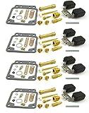 Ultimate Carburetor Carb Rebuild Repair Kit XJ650 XJ 650