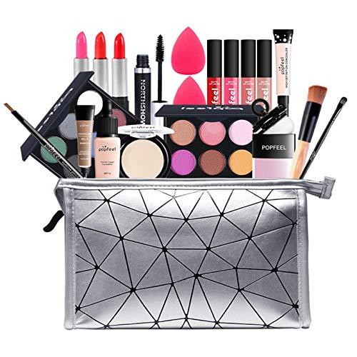 iBaste Make-up Sets, Kosmetik Make-up,Make-up Set Tragbare Perfekte Kosmetische Kombination Für Anfänger