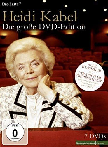Heidi Kabel - Die große DVD-Edition (7 DVDs)