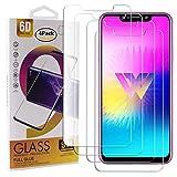 Guran 4 Pezzi Pellicola Protettiva in Vetro Temperato per LG W10 Smartphone 9H Durezza Anti-Impronte HD Alta Trasparenza Pellicola