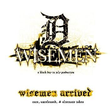 Wisemen Arrived