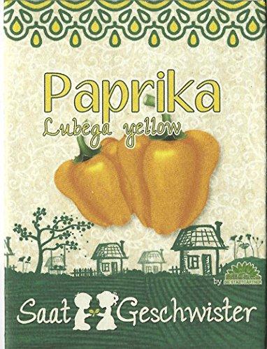 Die Stadtgärtner Paprika
