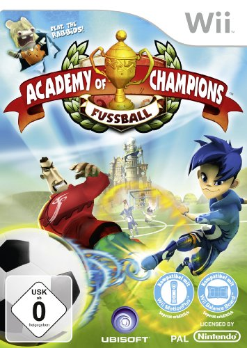 Academy of Champions - Fussball feat. The Rabbids
