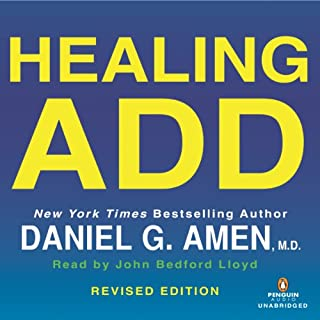 Healing ADD Revised Edition cover art