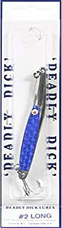 Deadly Dick 2L-05 Long Blue Przm