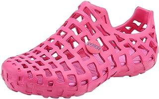 comprar comparacion Luckycat Unisex Playa Sandalias del Acoplamiento Zapatillas De Verano Ligeros Zapatillas Mujer Hombre Respirable de la Red...