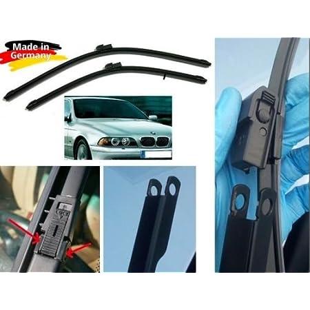 Jurmann Trade Gmbh 5 E39 Bj 96 03 Aero Scheibenwischer UmrÜstungssatz 650 550mm Auto