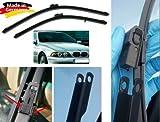 Aerotech - Balais d'essuie-glaces «Aero» pour E39 - 550 et 650 mm
