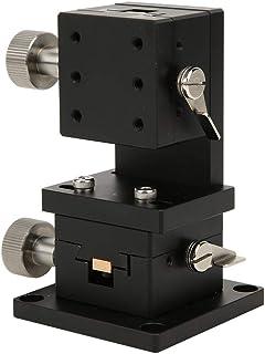 SPWXZ40-40 40 x 40 mm Cojinete de Escenario de Posicionamiento Lineal Manual Alta Precisión Plataforma de Rotación de Engr...
