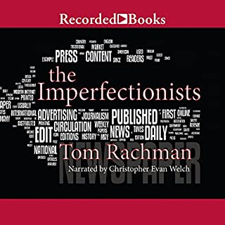 The Imperfectionists cover art
