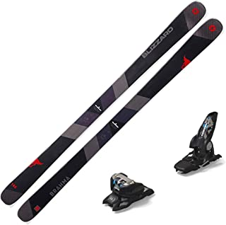 2019 Blizzard Brahma Skis w/Marker Griffon 13 ID Bindings