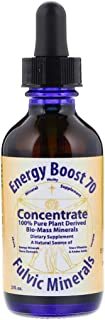 Morningstar Minerals Energy Boost 70 Concentrate Fulvic Minerals 2 Fl Oz