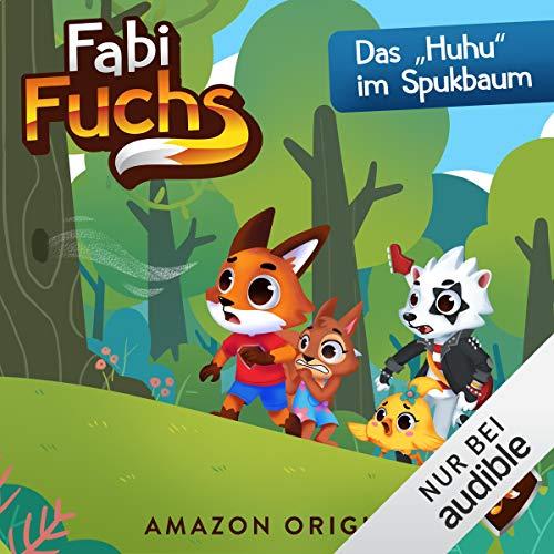 """Das """"Huhu"""" im Spukbaum cover art"""