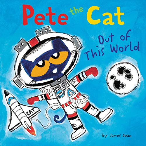 Pete the Cat: Out of This World cover art