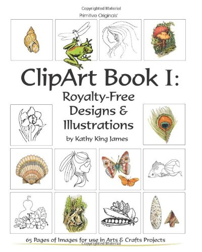 Compare Textbook Prices for Clipart Book I: Royalty-Free Designs & Illustrations second edition Edition ISBN 9781438231020 by James, Kathy King