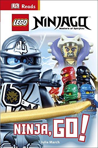 LEGO® Ninjago Ninja, Go! (DK Reads Beginning To Read) (English Edition)