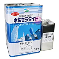エスケー化研 水性セラタイトSi 淡彩色 15.75kg SR-165