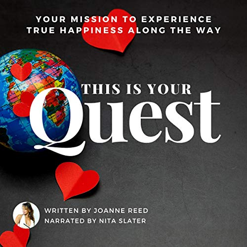This Is Your Quest Audiobook By Joanne Reed cover art