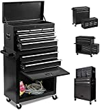 8-Drawer Big Rolling Tool Chest...
