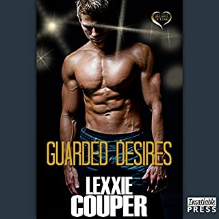 Guarded Desires audiobook cover art