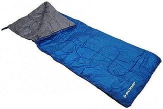 Dunlop Slaapzak 190x75, blauw