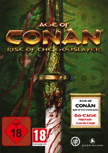 Age of Conan - Rise of the Godslayer - Game Card 60 Tage (PC)
