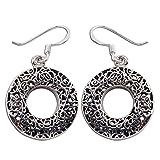cool orecchini thai design in argento 925 2061
