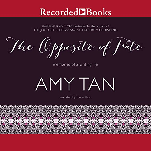 The Opposite of Fate audiobook cover art