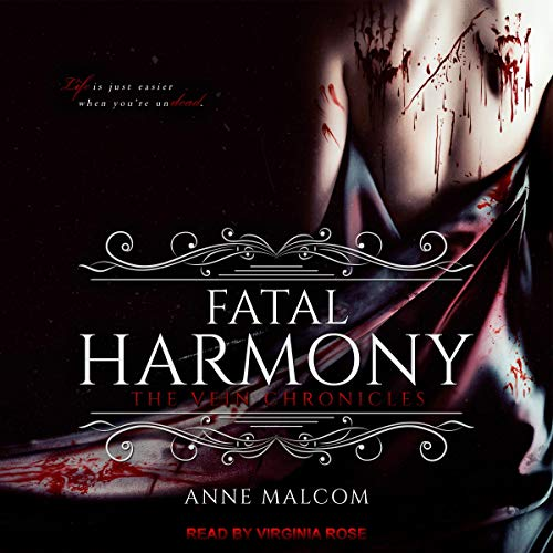 Fatal Harmony audiobook cover art