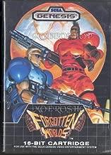 Forgotten Worlds - Sega Genesis