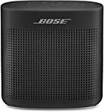Bose SoundLink Color II Diffusore Bluetooth 4.2, resistente all'acqua, NFC, Nero...