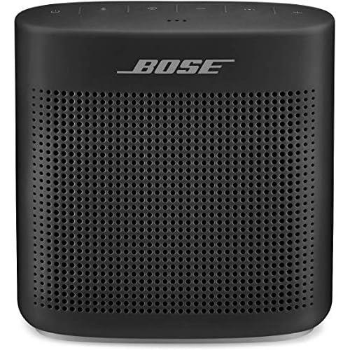 Bose SoundLink Color II Diffusore Bluetooth 4.2, resistente all'acqua, NFC, Nero