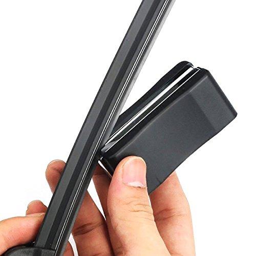 Shop Story - Renovador afilador para limpiaparabrisas–Kit de reparación con afilado–Restaura las escobillas del limpiaparabrisas