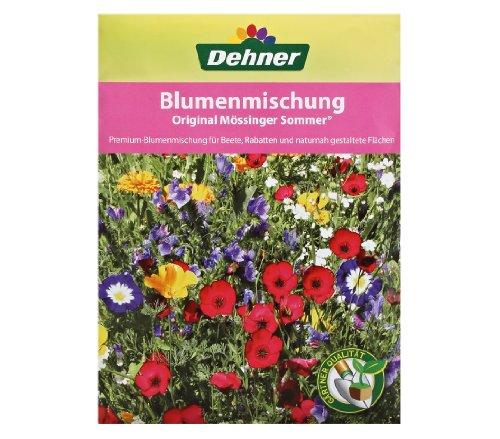 "Dehner Saatgut Blumenmischung \""Original Mössinger Sommer\"""