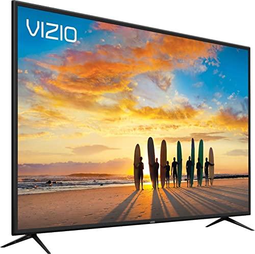 VIZIO V V655-G9 64.5 Smart LED-LCD TV - 4K UHDTV - Black - Full Array LED Backlight - Google Assis