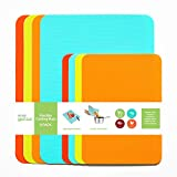 Simply Genius (8 Piece) Extra Thick Cutting Boards for Kitchen...
