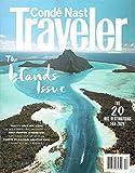 Conde Nast Traveler Magazine (December, 2019) The Islands Issue