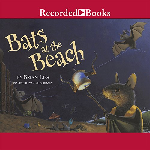 Bats at the Beach cover art