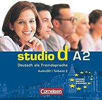 Studio d in Teilbanden: CD A2 (1) (Einheit 7-12)