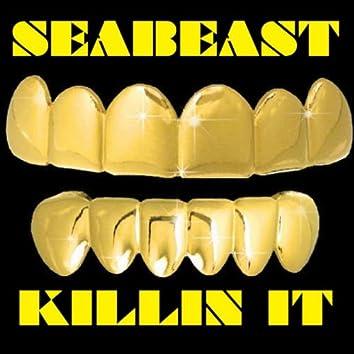 Sea Beast Killin' it (feat. Big B)
