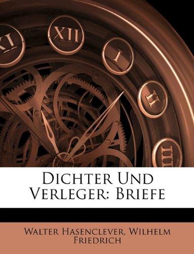 Dichter Und Verleger: Briefe