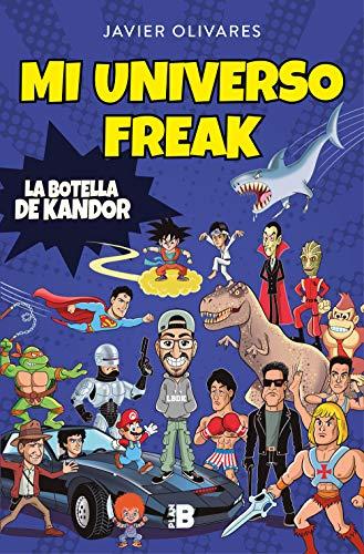 Mi universo freak: Los héroes, películas, series, juguetes y videojuegos de mi vida (Plan B)
